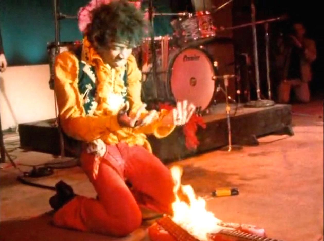 Fender stratocaster 1979 – Ibanez Flying Rocket