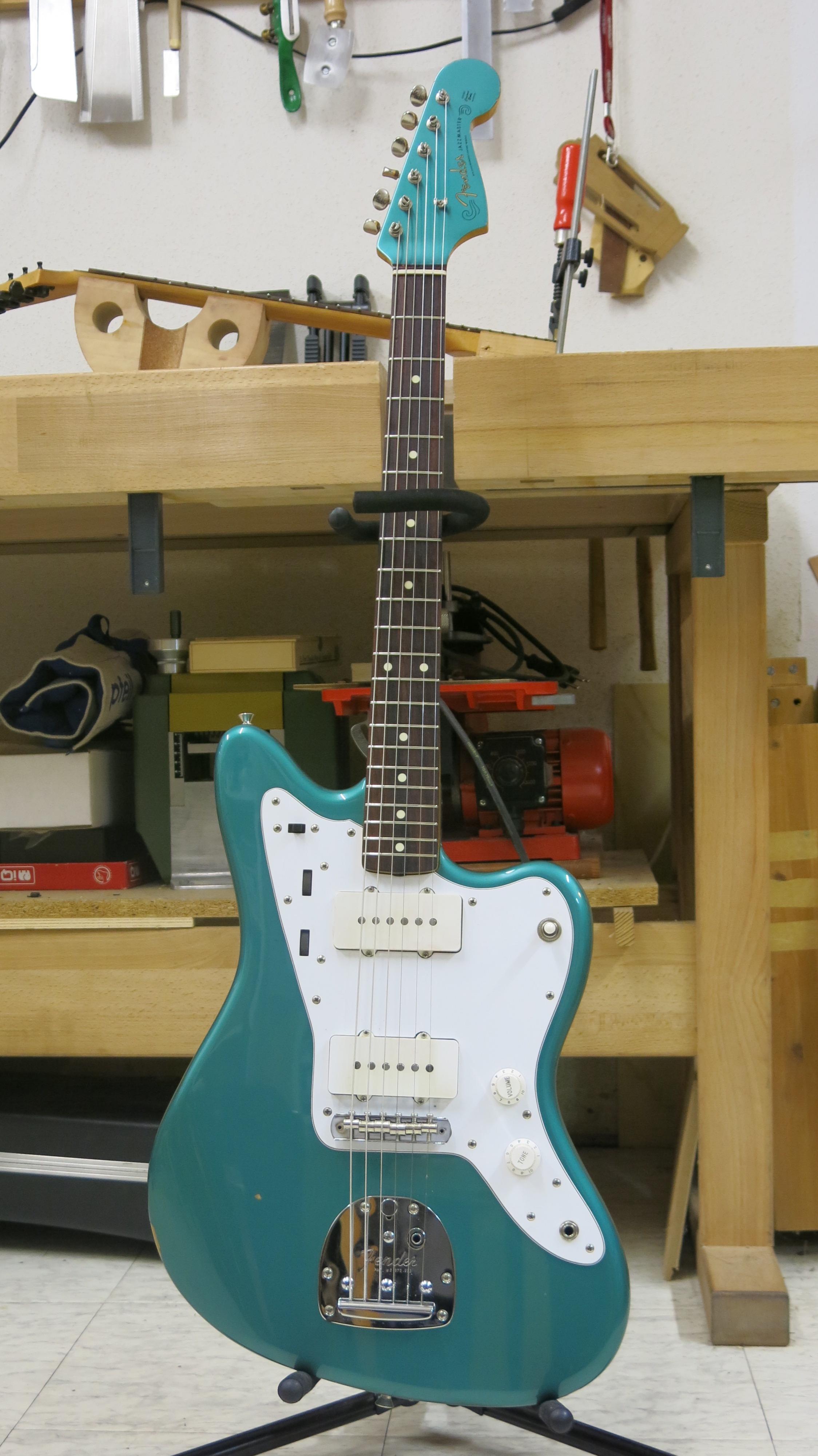 Fender Jazz master