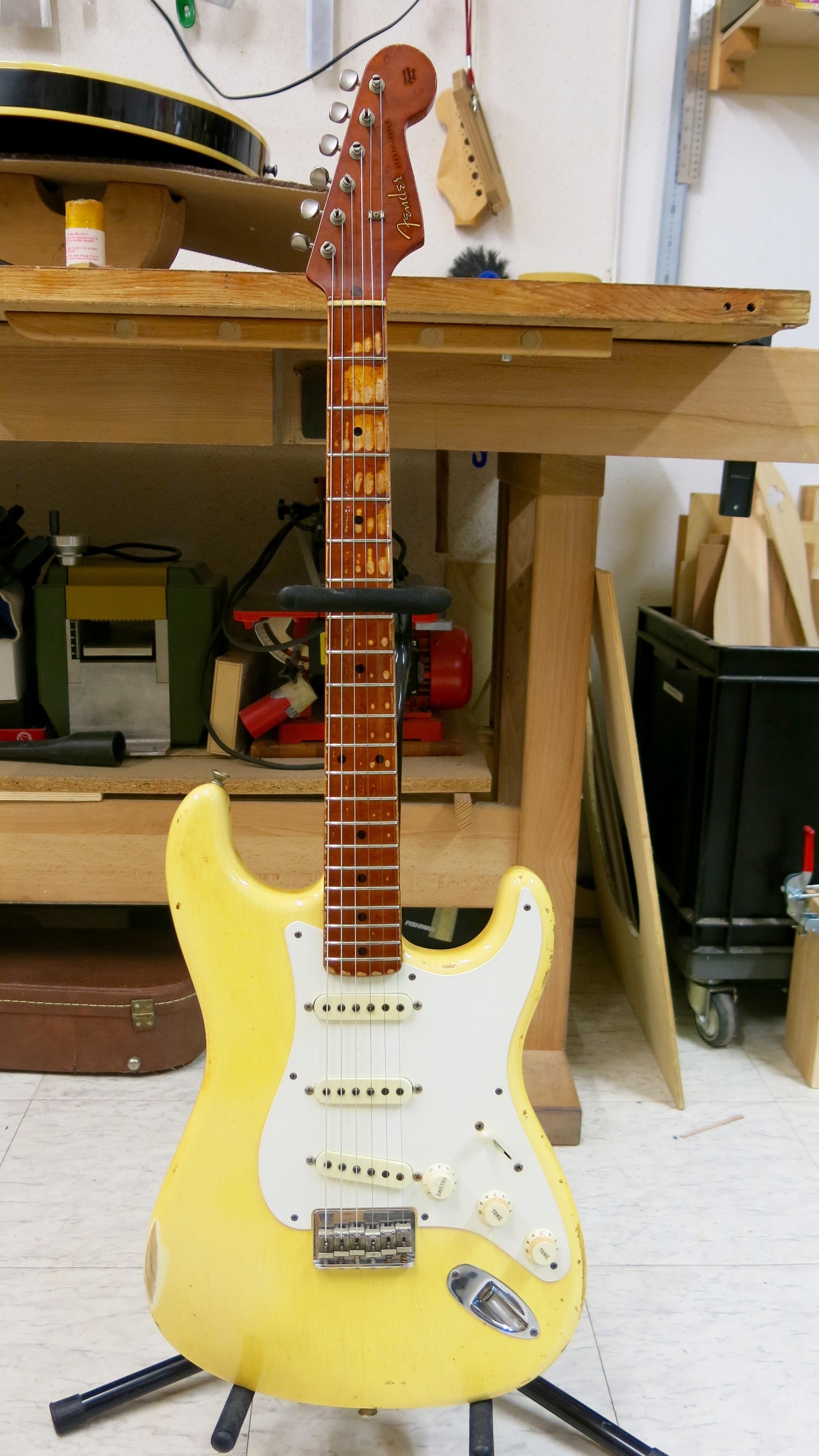Fender Stratocaster Custom Shop 56′ Stratocaster Heavy Relic