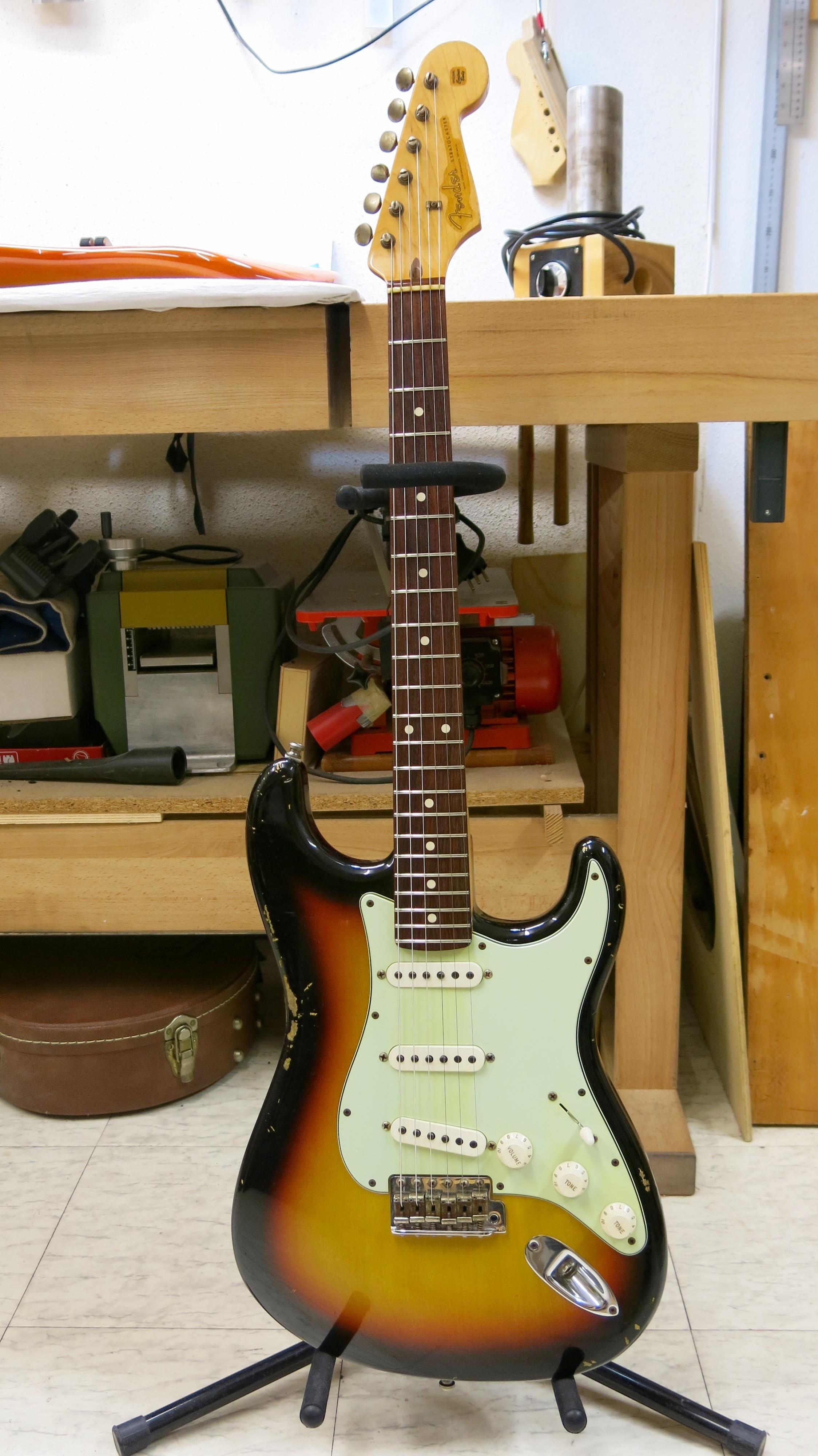 Fender Stratocaster Custom Shop 59