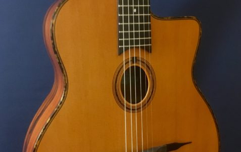 Guitare Manouche Gitane DG 300 John Jorgensen