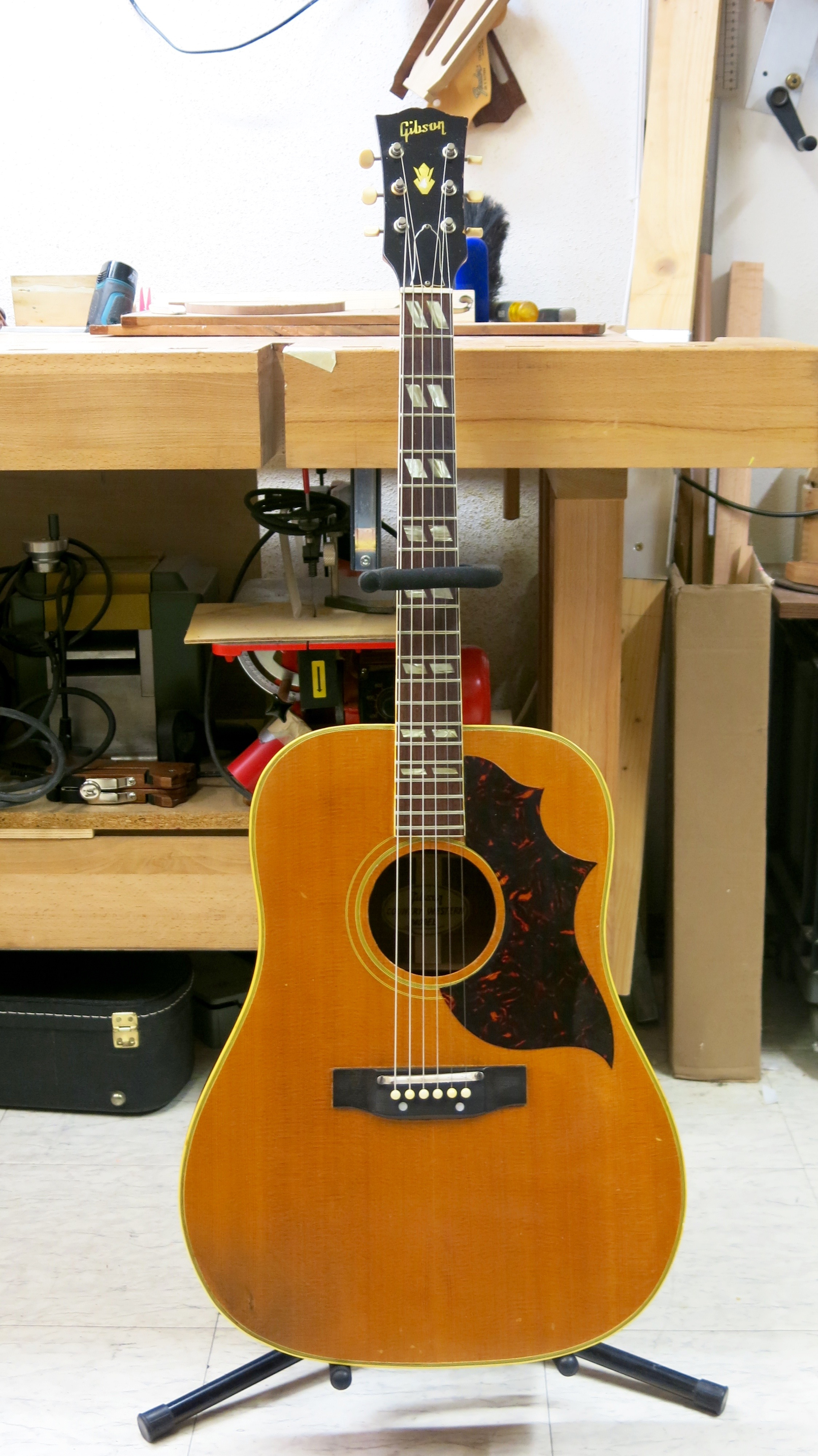 Gibson 1963 Country western